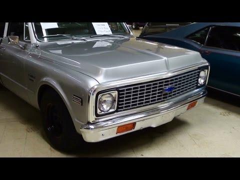 1970 Chevrolet C10 Pickup Truck Quick Look