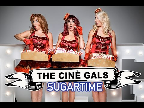 The Cine Gals - Singing Usherettes Video