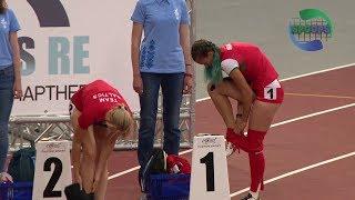 Belarusian Internationals Athletics - Minsk 2018 | Long Jump | 100m W | 100m Hurdles W | ᴴᴰ