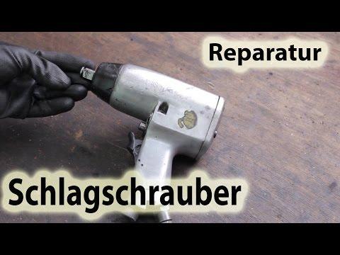 [Reparatur] Schlagschrauber Teil1