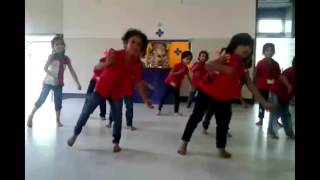 Dance Routine and Video for I love my Teacher Song
