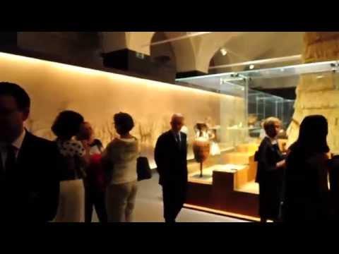 """Inaugurazione mostra """"Mito e Natura"""" – video"""
