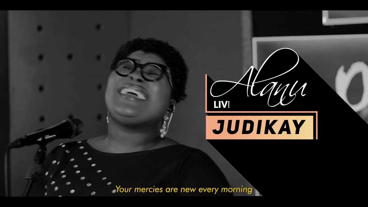 Watch Live Performance: Judikay - Alanu (Video + Lyrics)