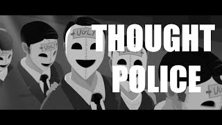 """THOUGHT POLICE"" MUSIC VIDEO"