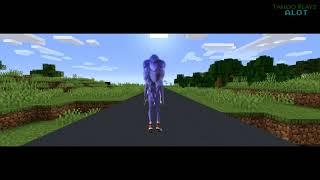 Sonic The Hedgehog Trailer In Minecraft