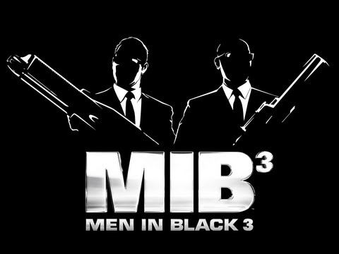 Vídeo do Men in Black 3