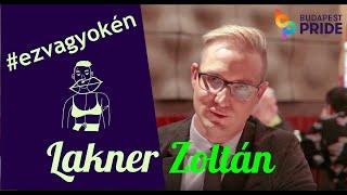 Lakner Zoltán az előbújásról