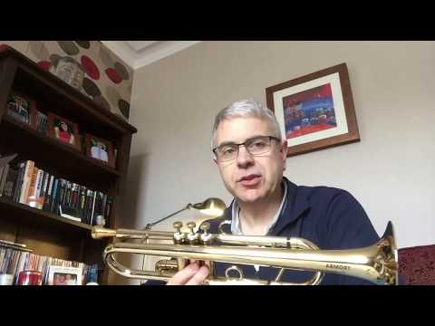 My review of the Tromba plastic trumpet