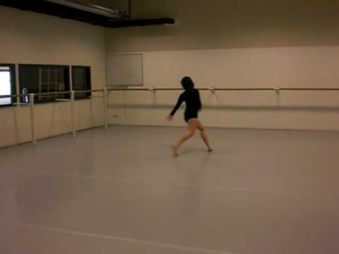 "Modern Jazz Dance Performance: ""Smash Into You"""