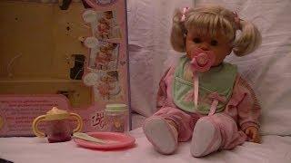 Süße Molly *  Puppe für Kinder * von Zapf Creation * 2001 * Review