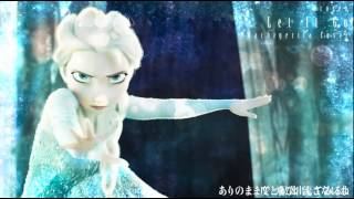 【Machigerita】Frozen- Let it Go (Japanese Rock Version)