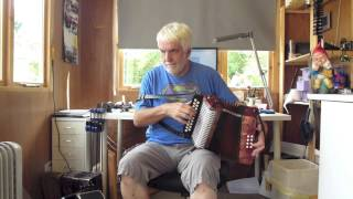 Just as the Tide Was a'Flowing - Lester - Melodeon