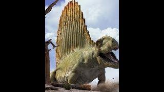 Prehistoric world part 2, Доисторический мир 2 часть.