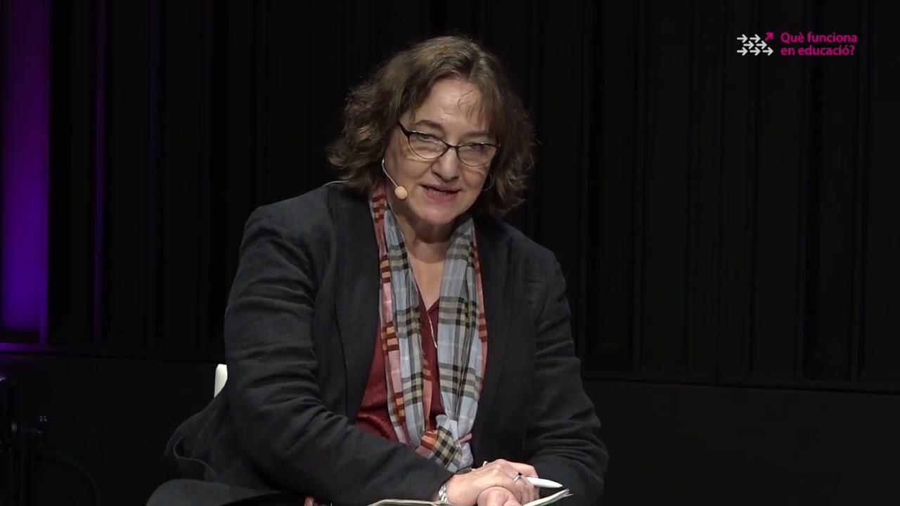 El futur de l'avaluació | Diàleg entre Janet Looney i Xavier Chavarria