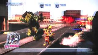 E3 2009: Transformers - Bumblebee Death