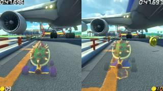 WR Tie - Sunshine Airport - 1:58.232 - Domenico vs おまえモナー (Mario Kart 8)