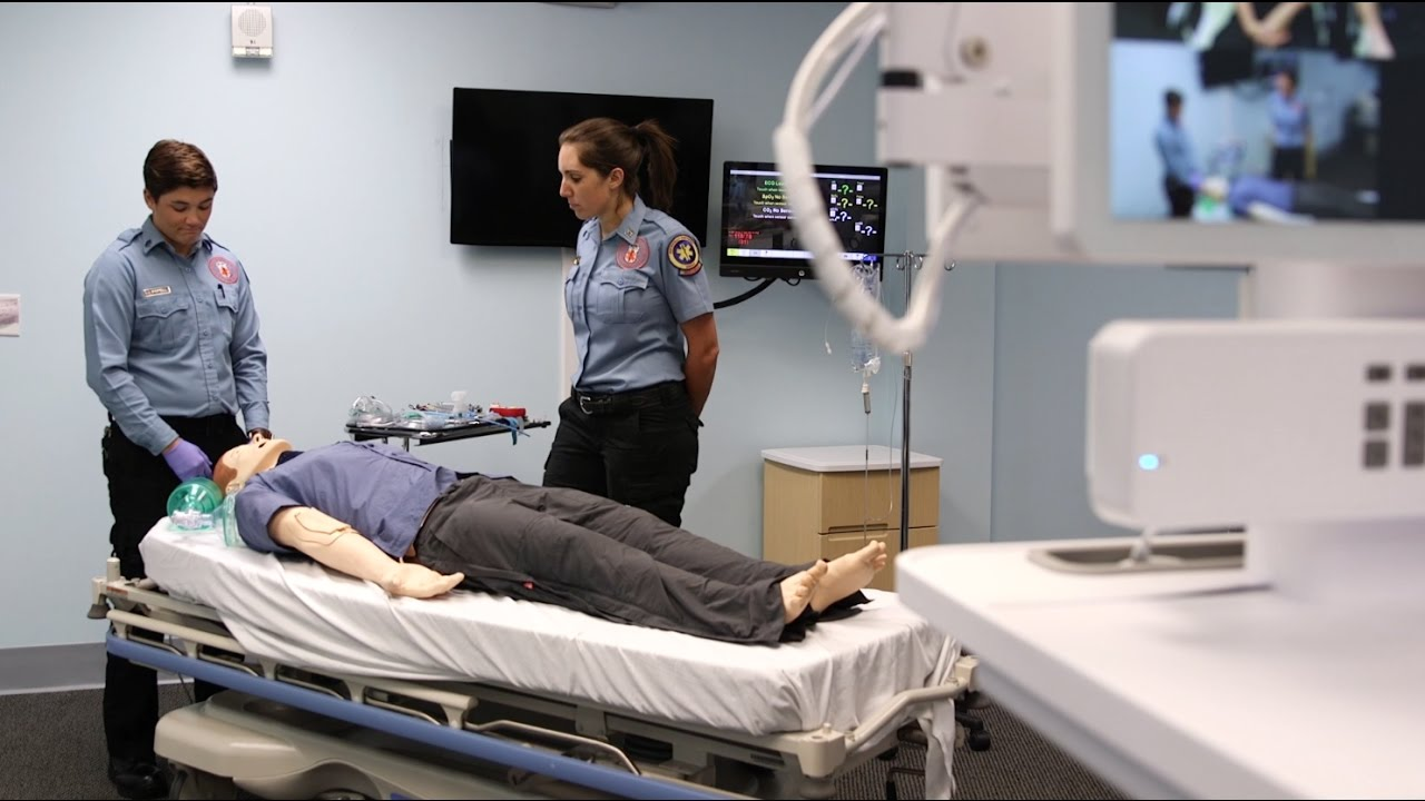 Telehealth Offers Unique Simulation Training for Emergency Responders Video