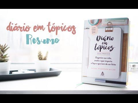 BULLET JOURNAL // Diário em Tópicos - Review