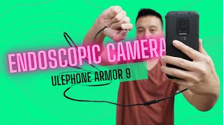Ulefone Armor 9 Hands-On: Endoscopic And Infrared Camera!