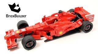 Lego Racers 8157 Ferrari F1 - SPECIAL 400.000 SUBS!!!