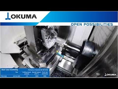 Okuma MB 5000HII Gear box housing