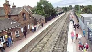 preview picture of video '71000 Duke of Gloucester At Narborough 26 July 2010'