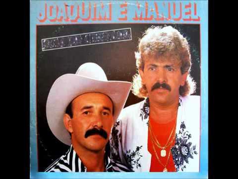 Resto de mulher - Joaquim e Manuel