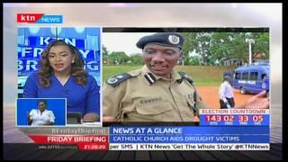 Ugandan President Yoweri Museveni condemns the killing of police spokesman-Andrew Felix Kaweesi