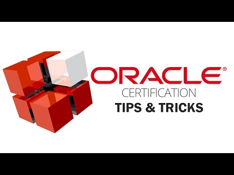 Oracle Certification Exam Preparation Tips - YouTube