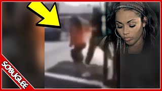 LAUREN LONDON REACTION AFTER ARRIVES AT HOSPITAL TO SEE NIPSEY HUSSLE