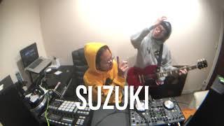 #81 SUZUKI