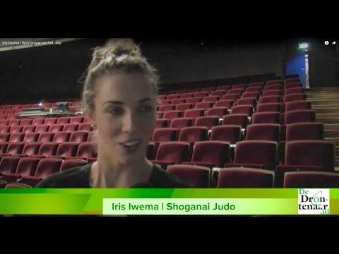 Sportvrouw van het Jaar Iris Iwema richt haar blik op Tokyo | video