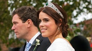 Princess Eugenie marries in big royal wedding