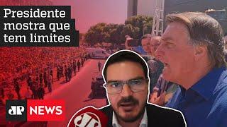 Constantino: Haverá consequências se Moraes insistir nessa toada irresponsável