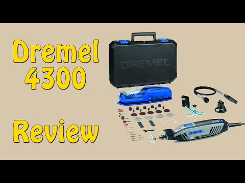 Dremel 4300 Review – Episode 157