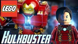 LEGO Marvel Халкбастер Эра Альтрона 76105 Обзор
