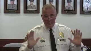 Saint Louis County Chief Give Statement on FAA Restriction Over Ferguson