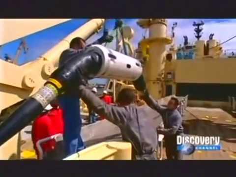 Lançamento de Cabos Submarinos