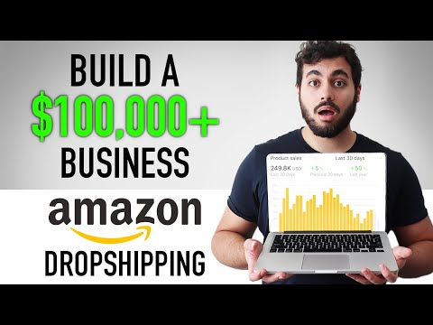 COMPLETE Guide to Start Dropshipping on Amazon in 2021 for Beginners  (Step-by-Step Tutorial)