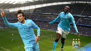 preview picture of video 'FIFA14 // UT // Especial - Jugadores del Manchester City'