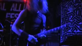 MANHUNT live @ Metal Alliance Fest 2014