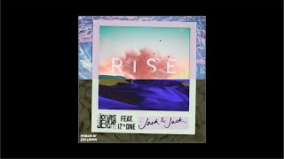 [AUDIO] Jonas Blue   Rise (feat. IZ*ONE, Jack & Jack)