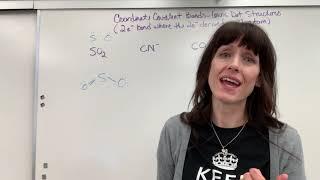 Coordinate Covalent Bonds