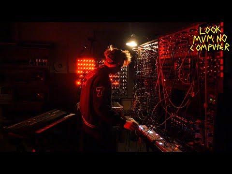 LOOK MUM NO COMPUTER LIGHTNING :- Stylophone GEN X1 Modular Jam