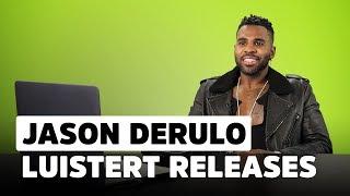 Jason Derulo vindt tracks van Josylvio en Kraantje cool! | Release Reacties