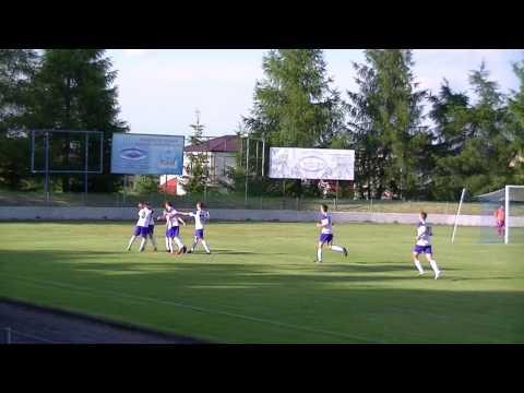 WIDEO: Tomasovia - Polonia Przemyśl 3-1 [BRAMKI]