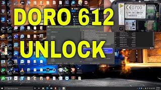 Doro PhoneEasy 612 unlock furios 100000%