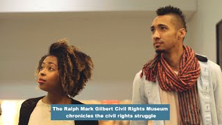 Learn About Black History at the Ralph Mark Gilbert Civil Rights Museum