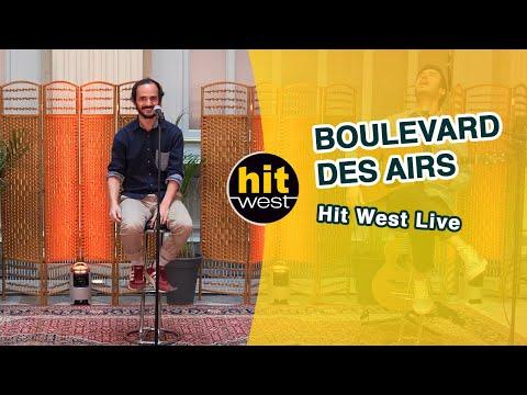 BOULEVARD DES AIRS - HIT WEST LIVE 2021