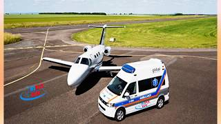 Air Ambulance Services from Guwahati to Delhi by Hifly ICU